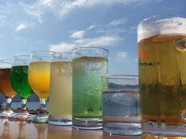 【夕食バイキング】色々なお飲み物も揃えております