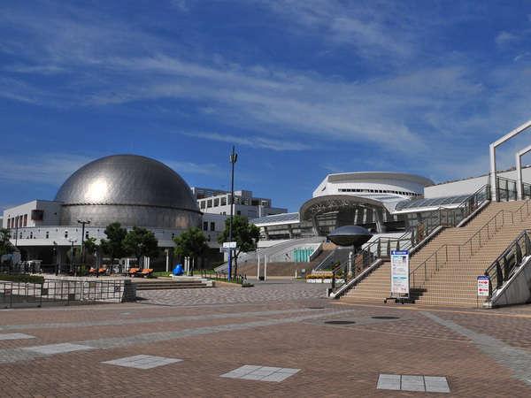 名古屋港水族館へ行こう!