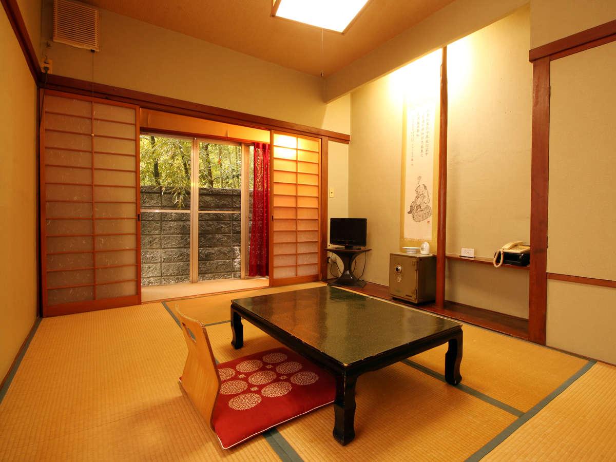 【初音】6畳トイレ付 1名様から利用できる客室なのでビジネスやひとり旅に・・・