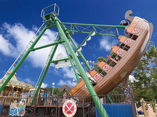 ■浜名湖パルパル/幼児から大人までみんなが楽しい「浜名湖パルパル」はホテル隣接。※休園日あり
