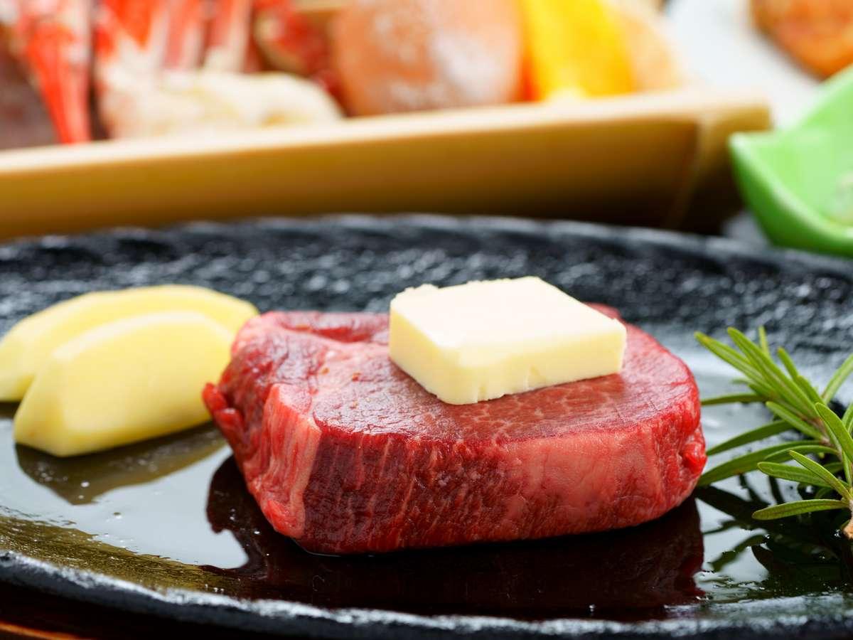【豊後牛ステーキ】分厚い豊後牛ステーキはビールにも合う!/別注も可能◎
