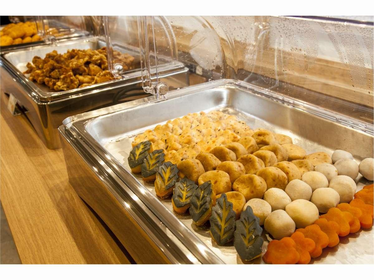 和洋朝食バイキングイメージ画像♪