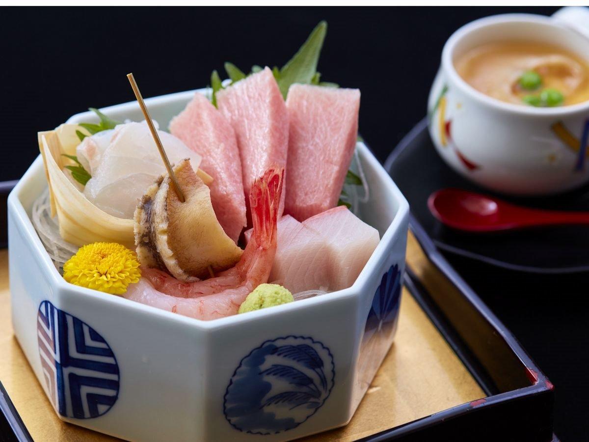 『美食饗宴会席』★日本海の幸のお造り