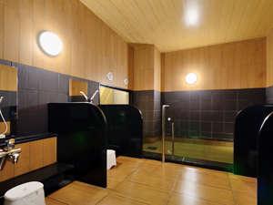 ◆ラジウム人工温泉大浴場:1階、15時~深夜2時、朝5時~10時