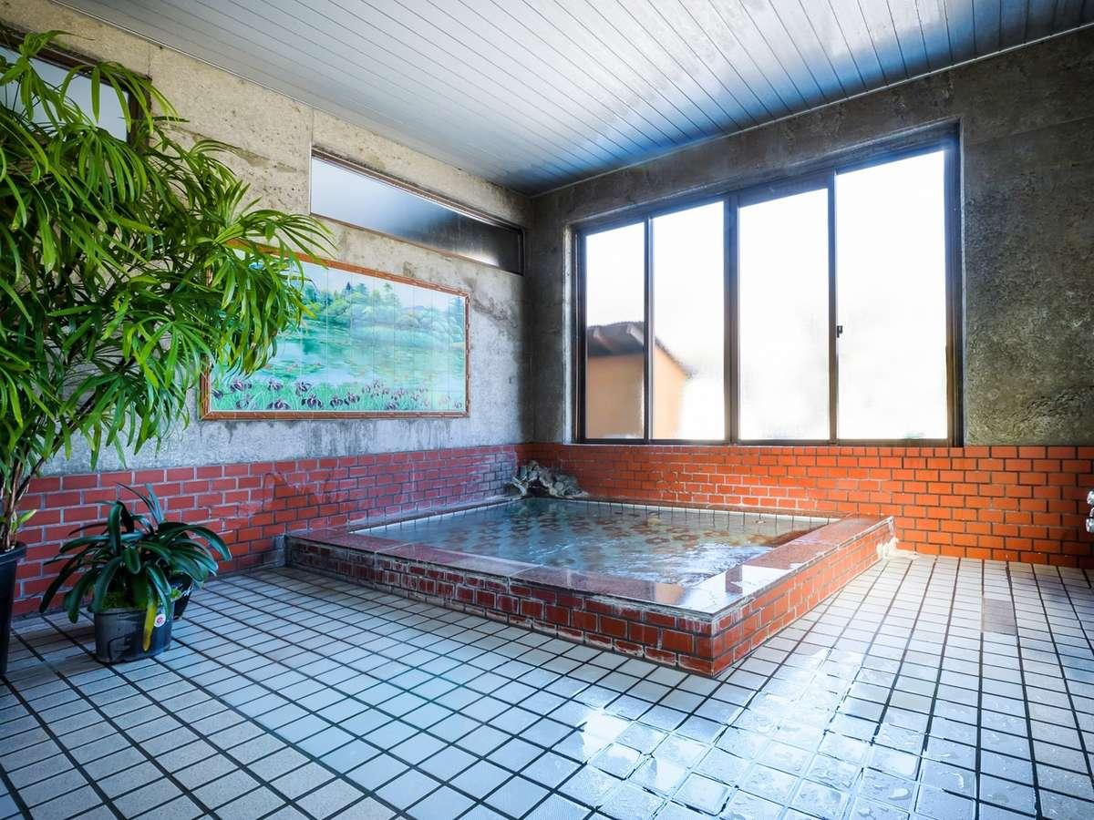 本館にある、温泉大浴場