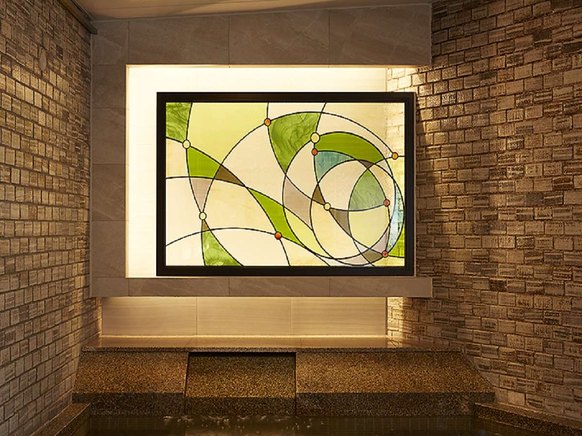 Awesome Stained Glass Wall Art Contemporary - The Wall Art ...