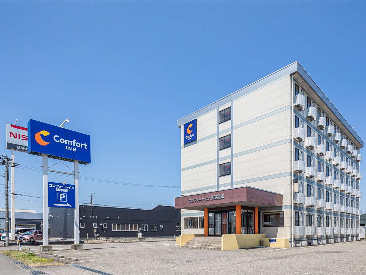 平面駐車場はホテル敷地内にございます♪