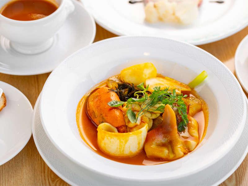 *【2019八戸ブイヤベースフェスタ】八戸でしか味わえない魚介類が豊富★2食付プラン