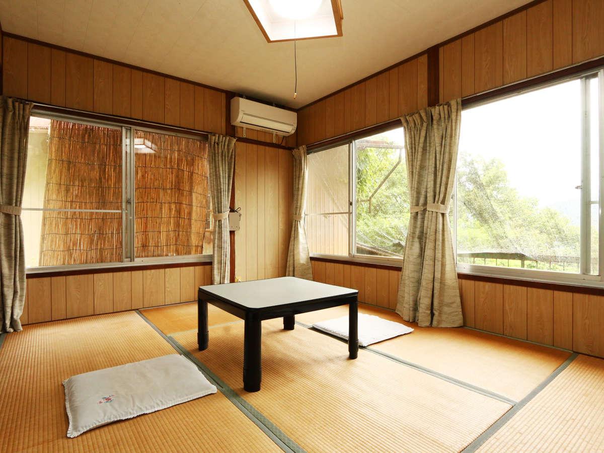 【本館】和室6畳のお部屋