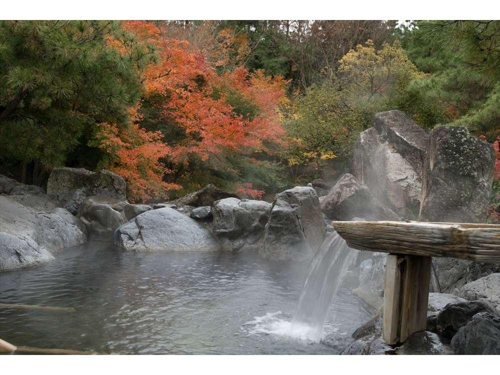 奥入瀬渓流の湯/滝つぼの湯