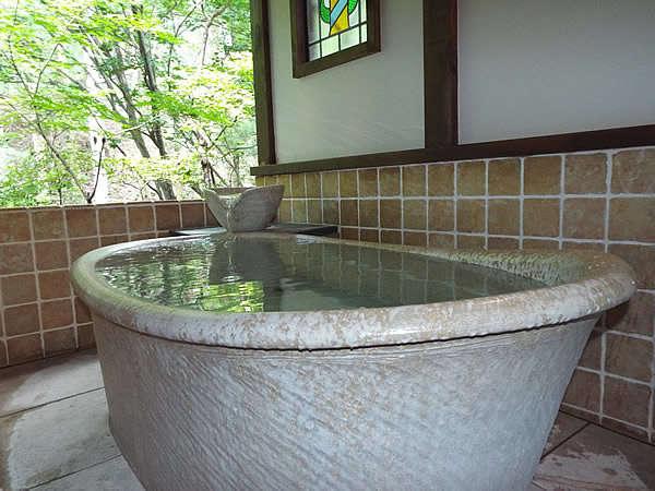 2つの貸し切りのお風呂は、40分単位で入浴出来ます♪