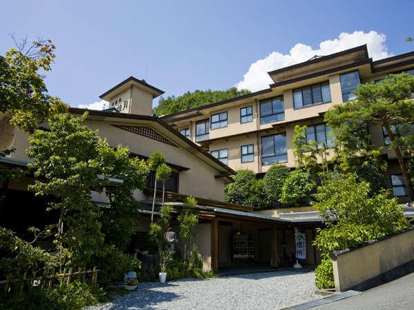 本格純和風旅館。小規模旅館ならではの高品質のサービスにご期待下さい