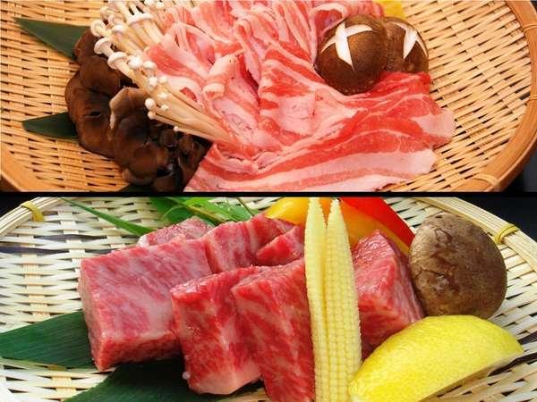 信州牛と幻豚