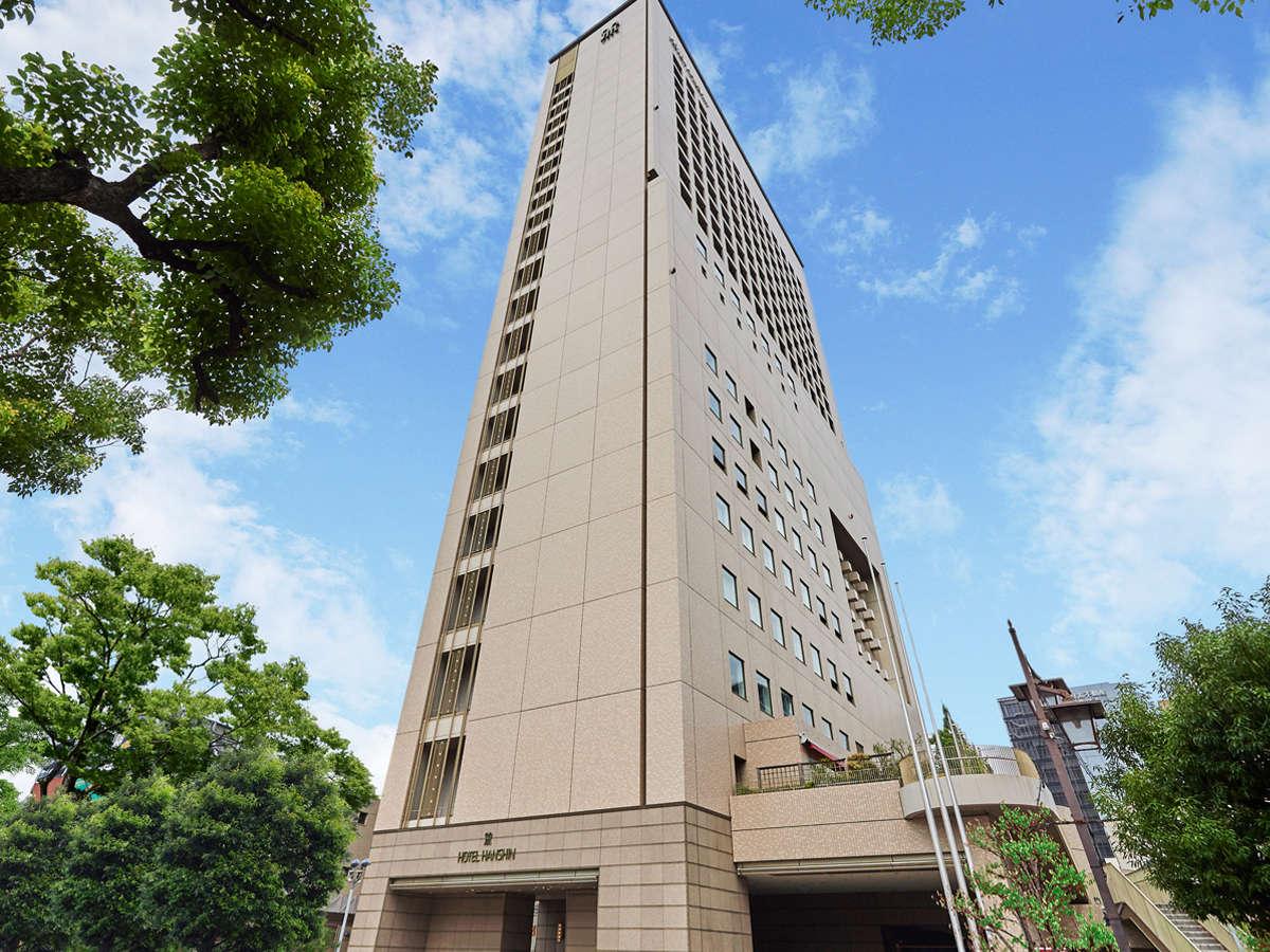 ホテル阪神 外観