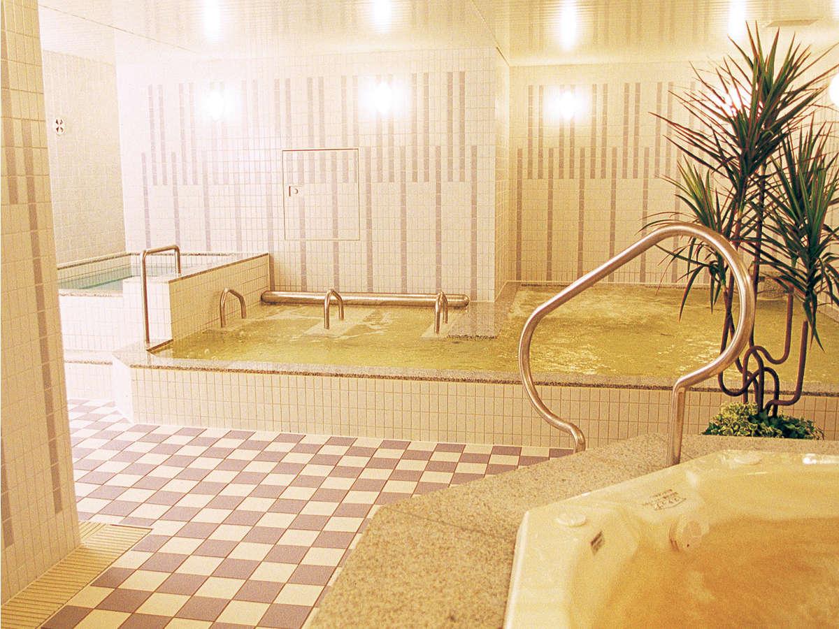 天然温泉のスパ(画像提供:じゃらんnet)