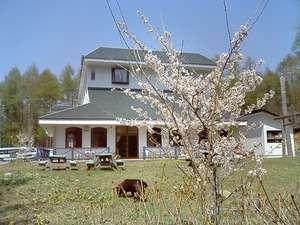5月初旬、春を迎えたグリーンプラザホテルです