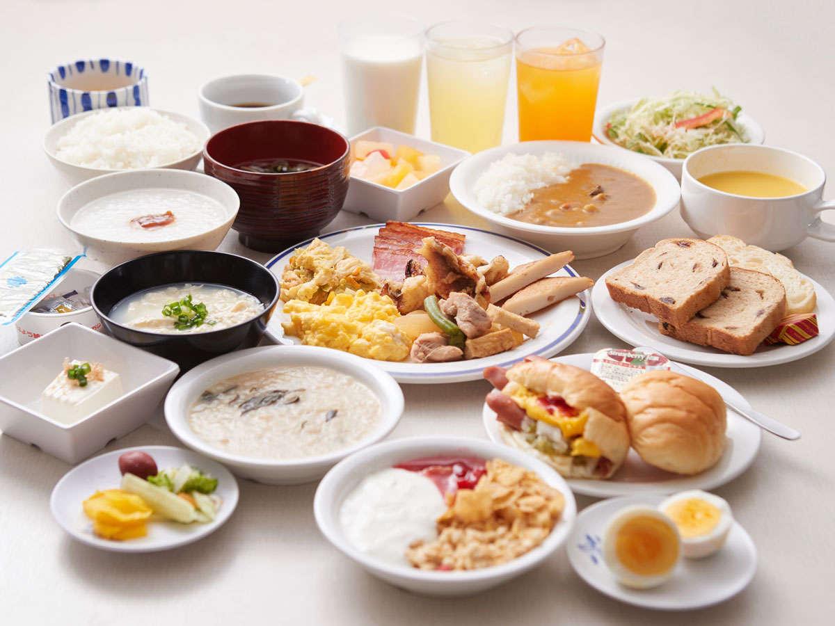 一日の活力は朝食から!