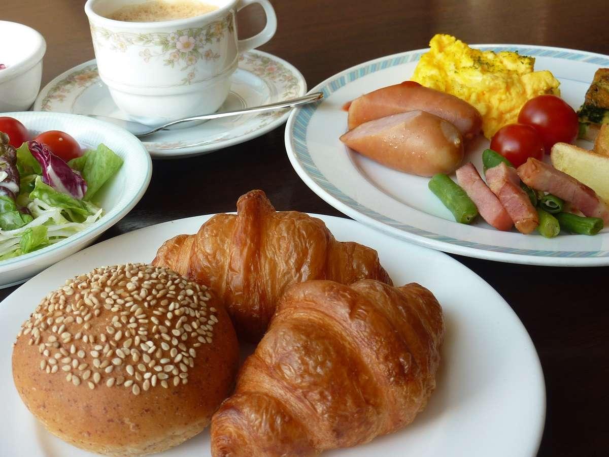 和洋朝食バイキングイメージ※お日にちによりセットメニューの場合がございます