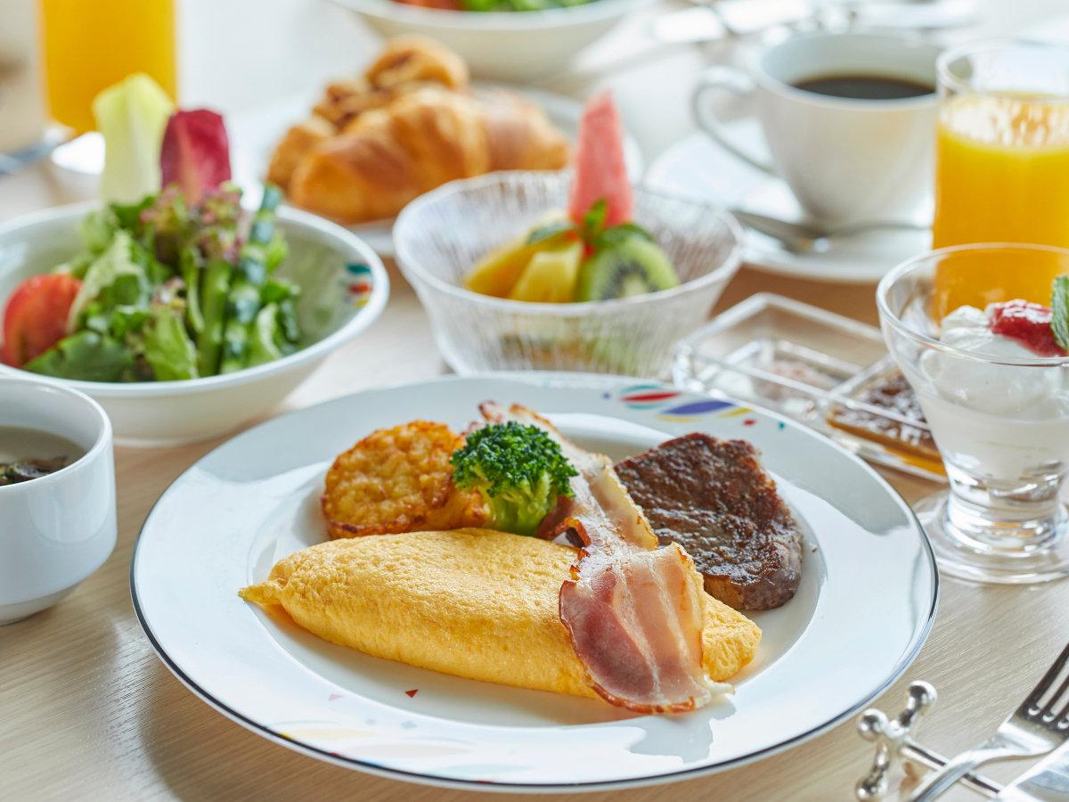 ◇最高の朝食で、一日のスタートを(イメージ)