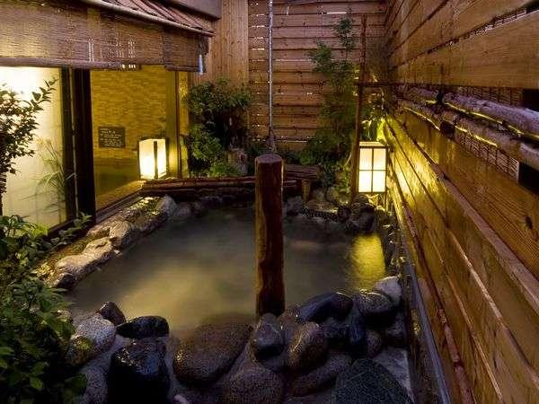 ■女性大浴場 露天風呂
