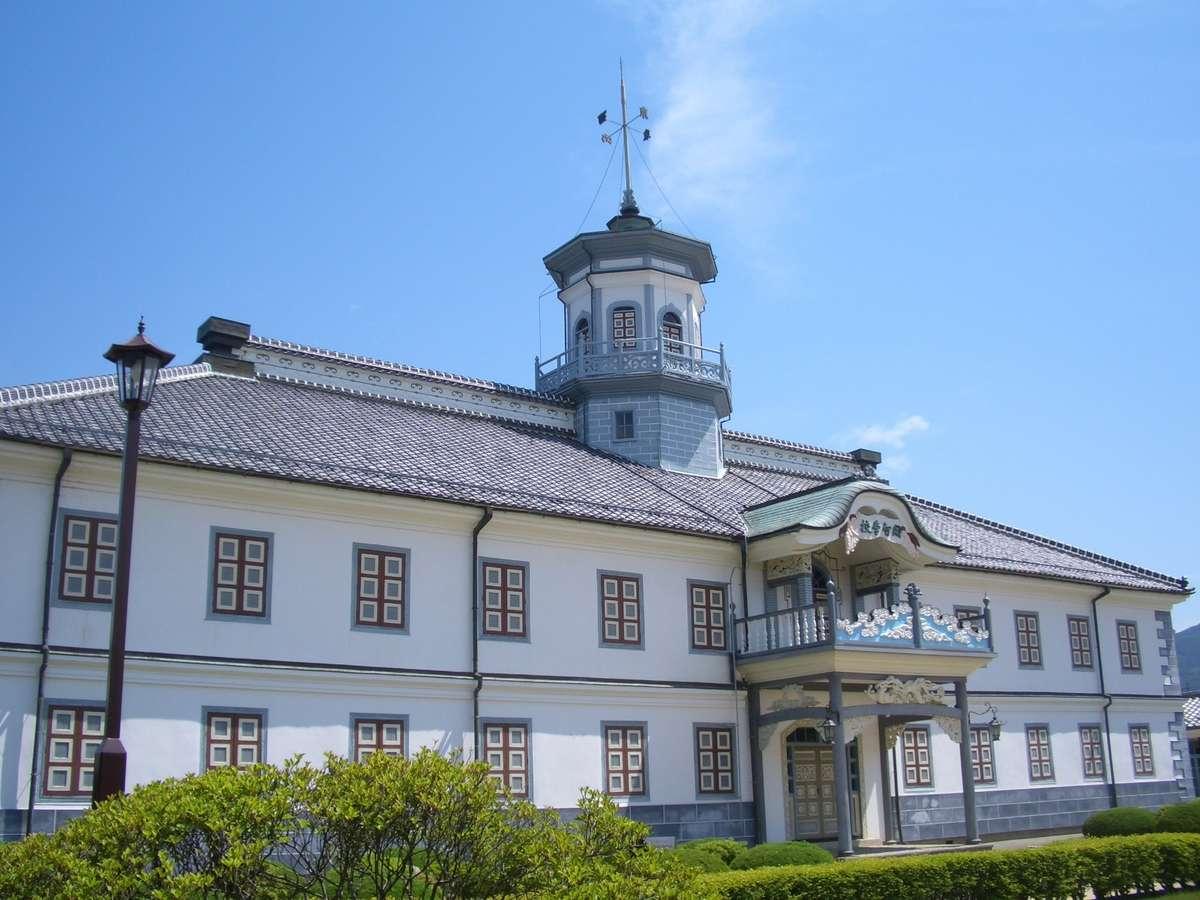 ■旧開智学校(写真提供:松本観光協会)