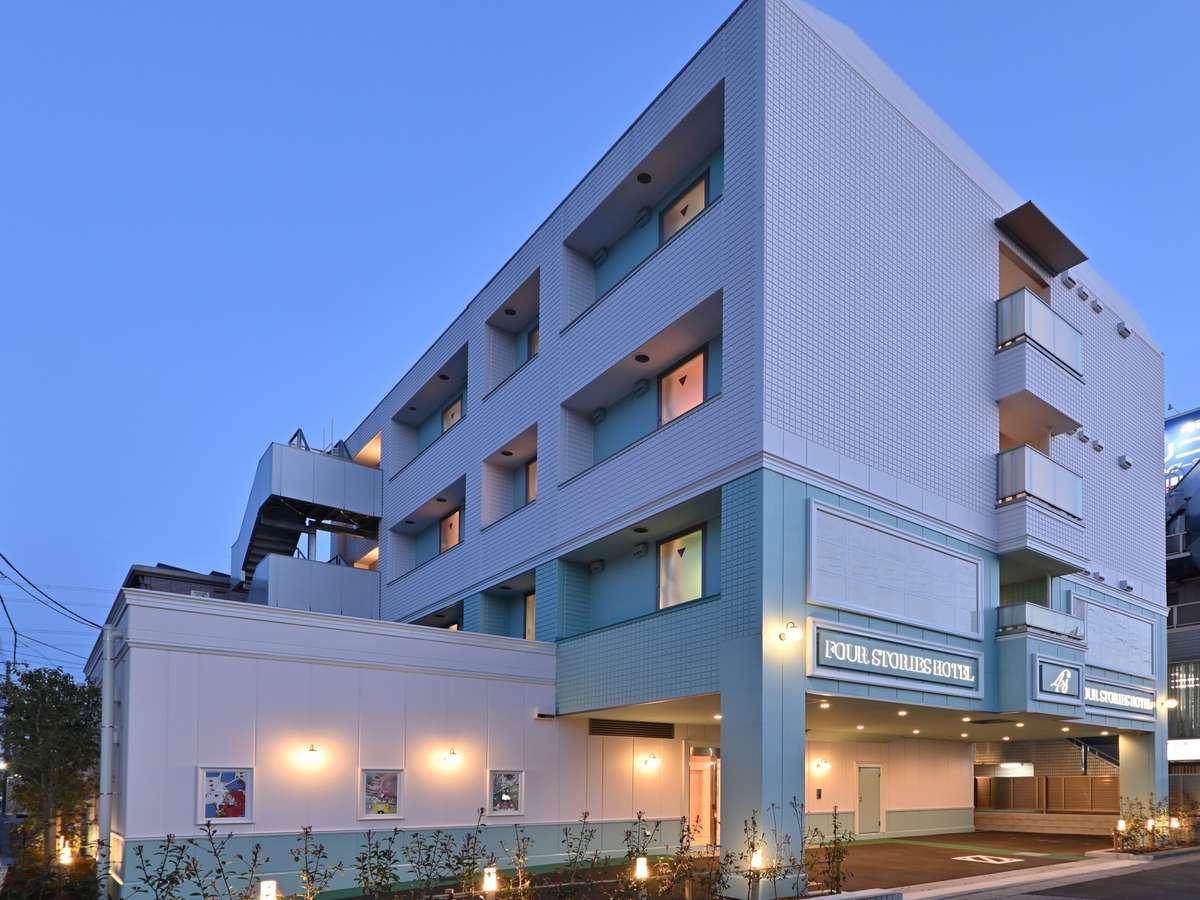 宿泊特化型のホテルです。部屋単位の販売になります。定員数とは関係なく「添い寝は無料です」。