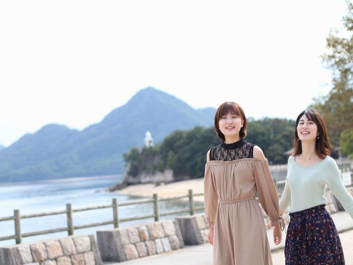 大久野島をお散歩