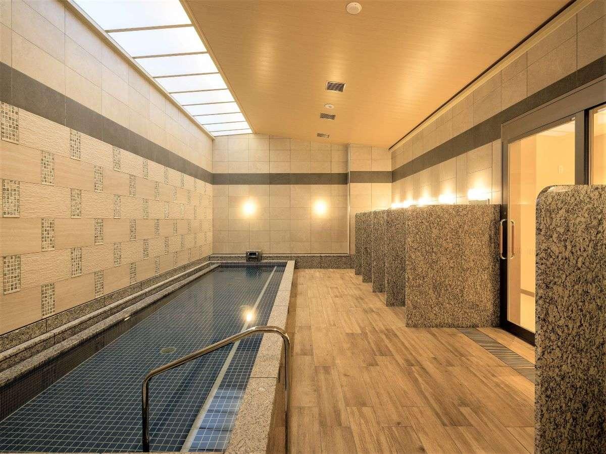 温浴施設 トリニテ