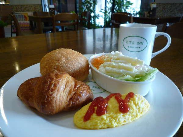 素泊まりプラン以外のネット予約は朝食無料サービスです!!