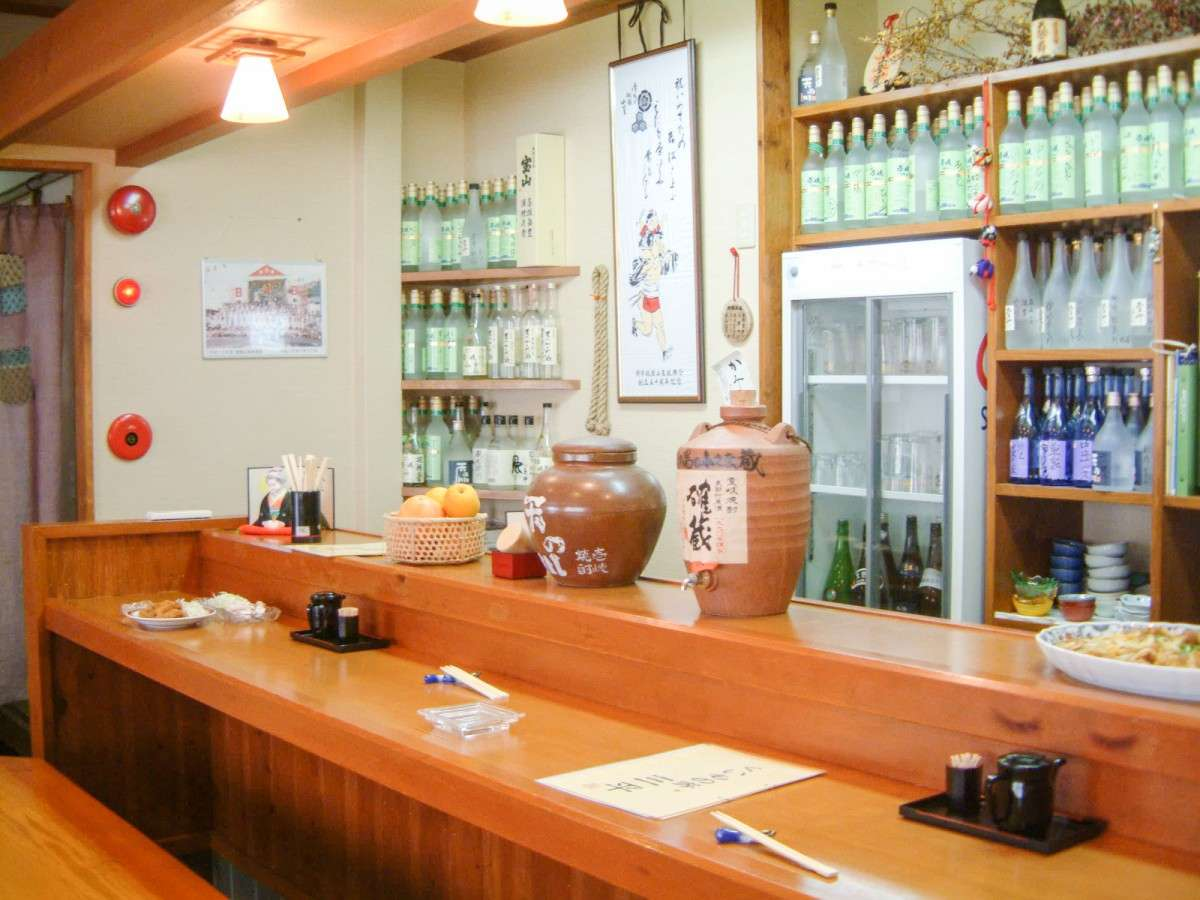 【居酒屋】お酒や創作料理の追加注文も承ります