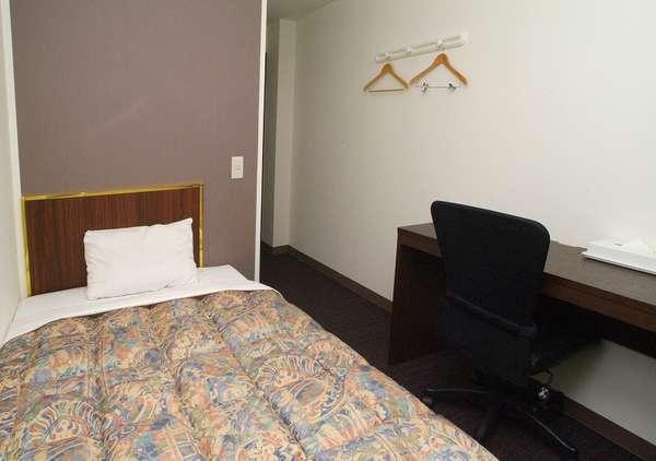 シングルルーム全室無線LAN対応です。