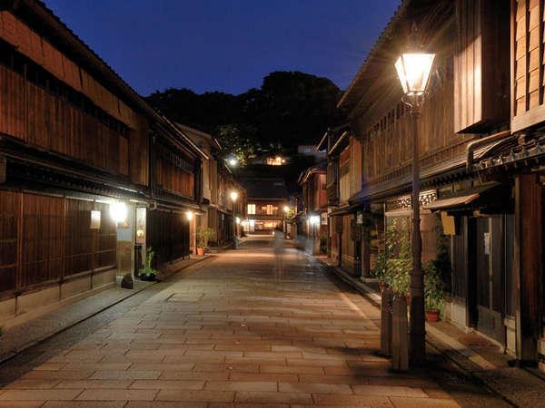 金沢/ひがし茶屋街