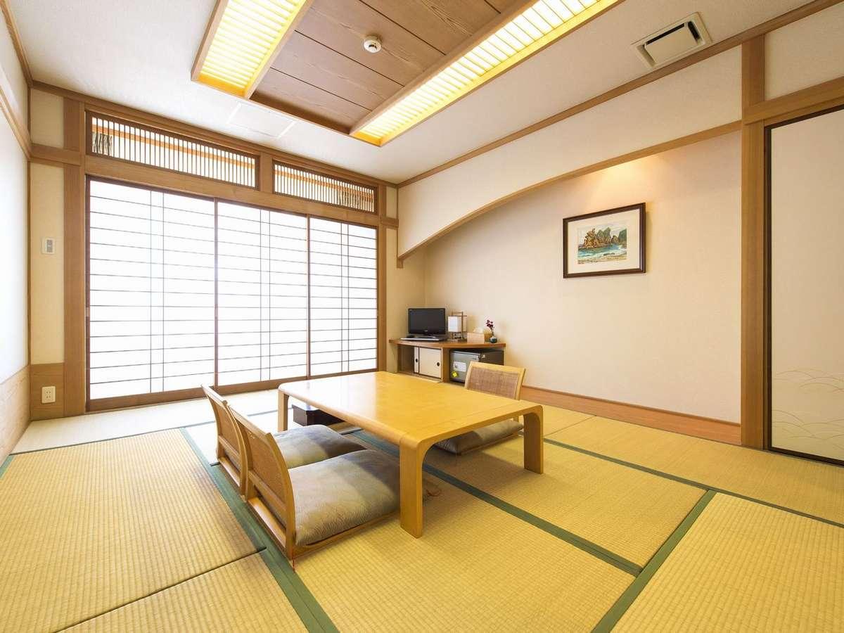 【禁煙】和室10畳/32㎡ (抗菌畳)