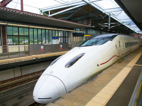 九州新幹線出水駅より徒歩1分!抜群の利便性です☆出水市はツルの渡来地として有名スポットです