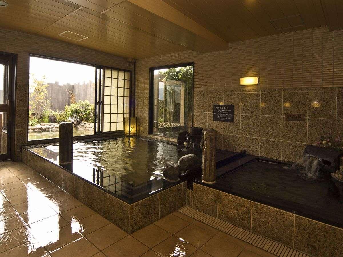 ■【女子】内風呂(湯温:41~42℃)