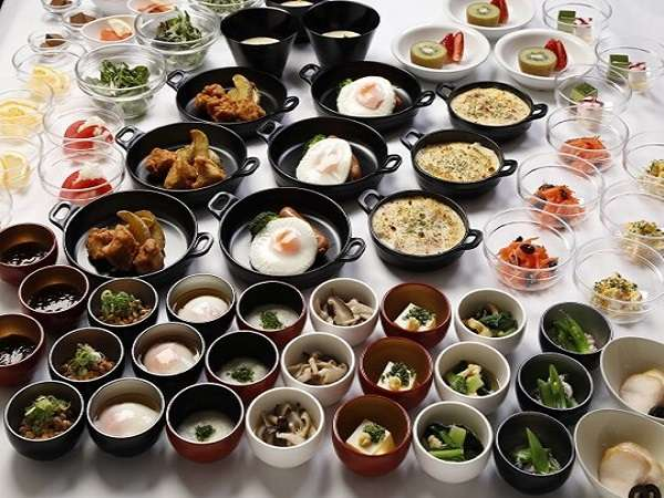 ■小鉢(イメージ)【1Fレストラン朝食◆6:30~9:30(LO9:00)】