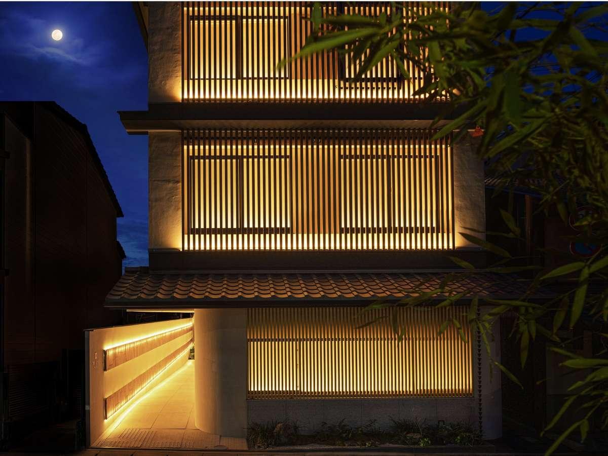 THE JUNEI HOTEL 京都全11室の心地よい京都の別邸