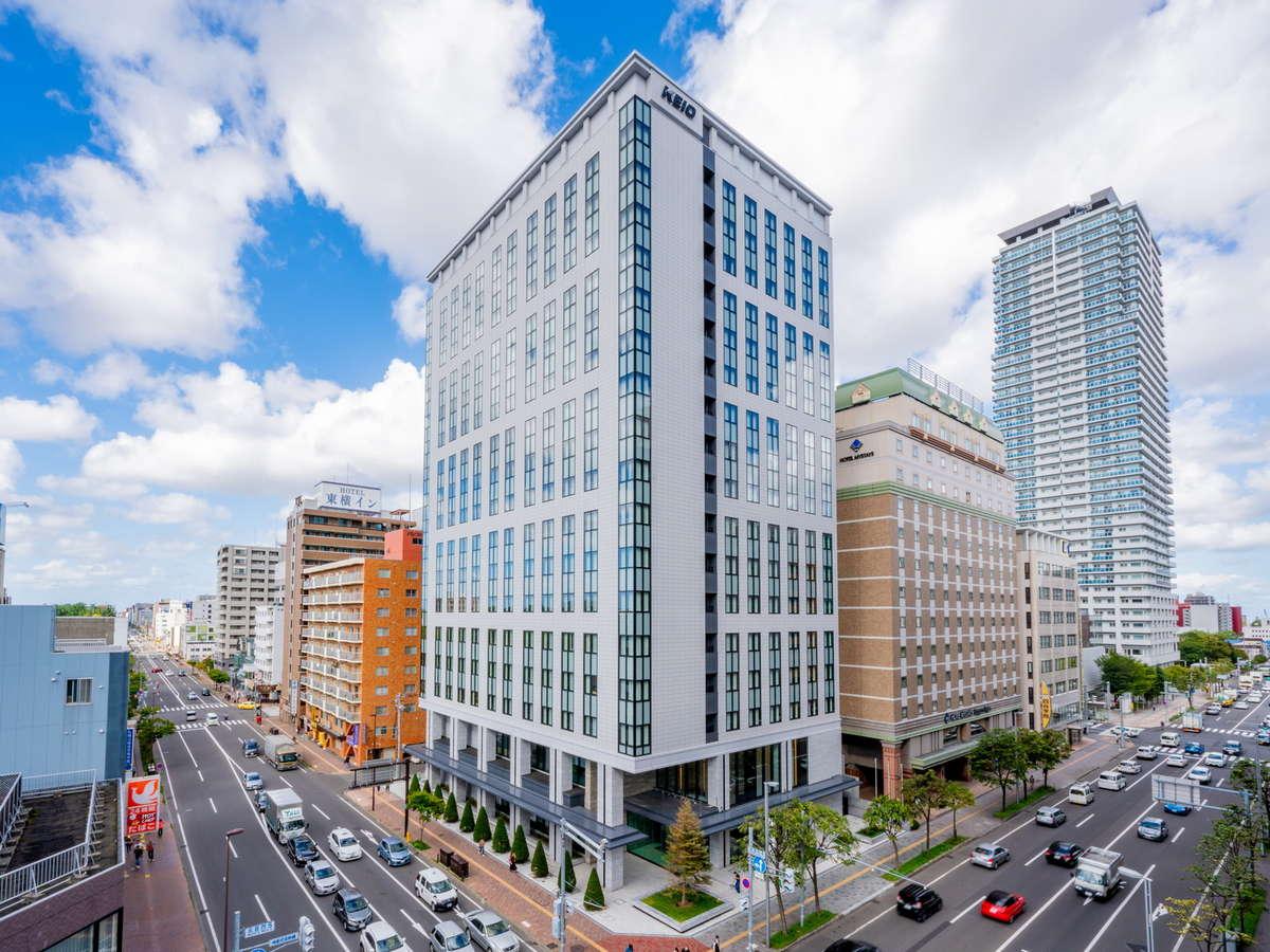 京王プレリアホテル札幌【外観】