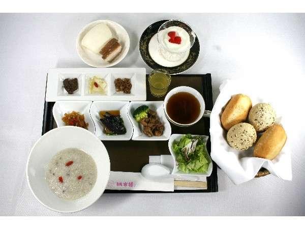 桃谷樓とラ・ポーズがプロデュースした「こだわりの朝食」で素敵な朝をお過ごし下さい