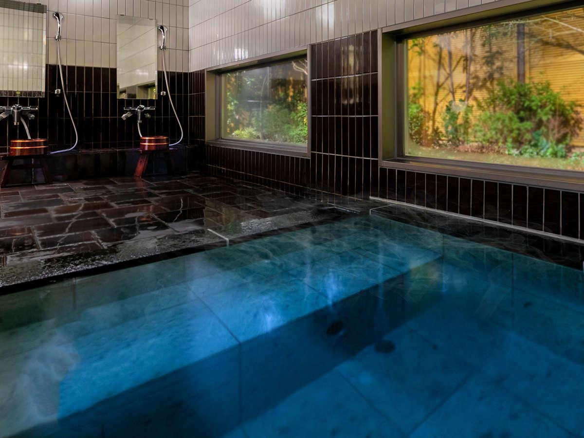 【浴堂】奈良時代にはいると温泉と異なる風呂「蒸し風呂」として公衆浴場が誕生しました。