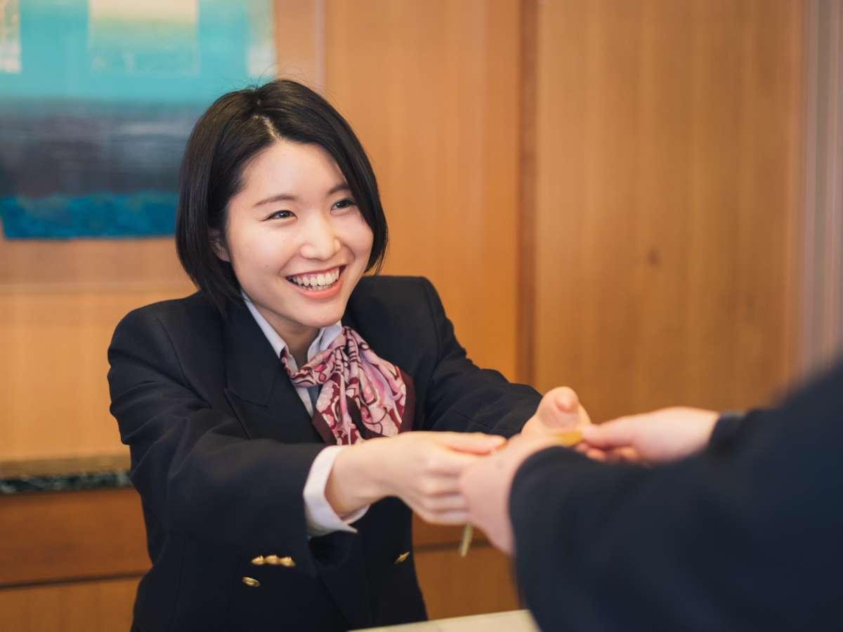宇和島へようこそ!心からの笑顔とおもてなしでお客様をお迎えさせて頂きます!