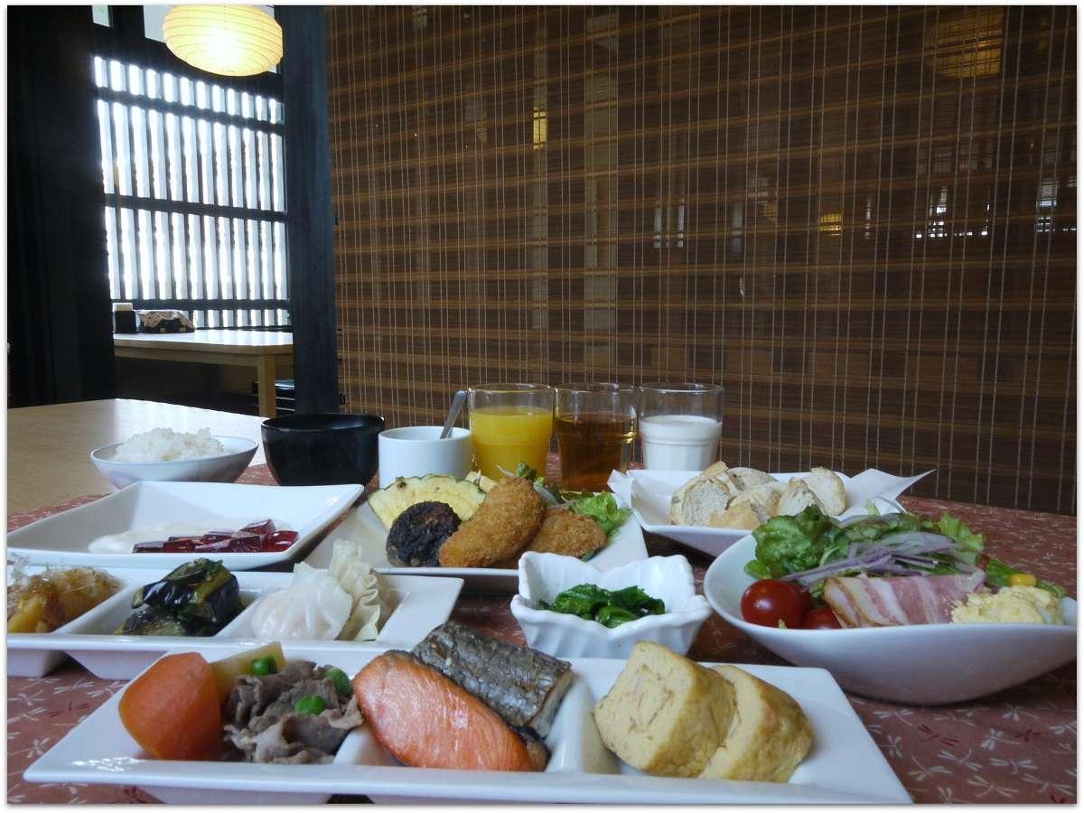 ◆朝食の一例です♪ 栄養満点◆