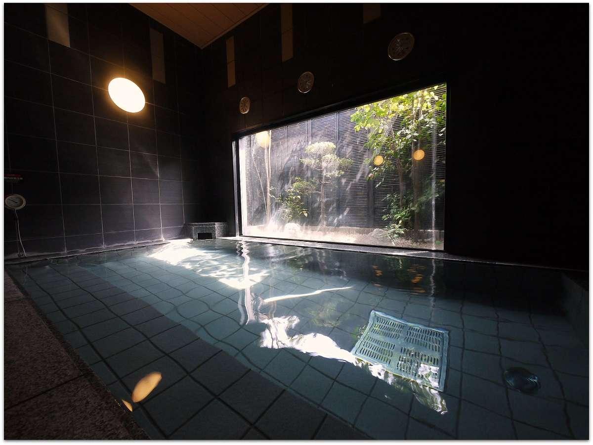 ◆男性大浴場~足を伸ばして1日の疲れを癒してください~◆