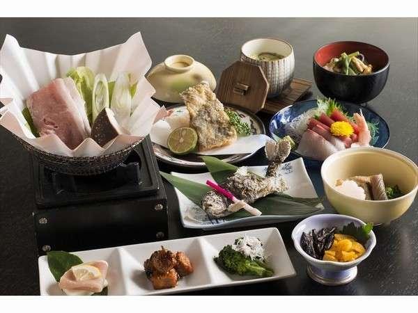 料理長がお届けするイチオシのコース。上州ならではの美味しさを贅沢に味わいたい方におすすめです。