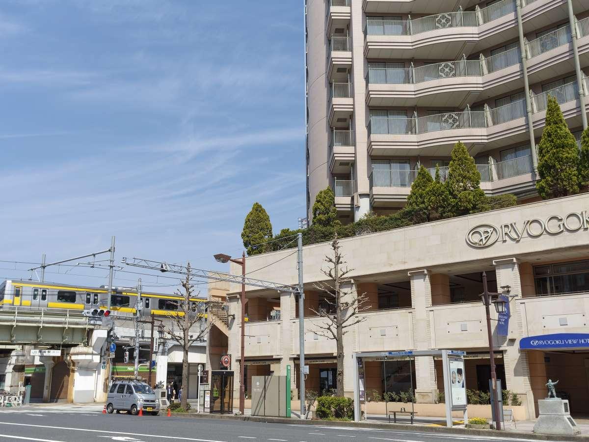 【駅近】JR総武線「両国駅」西口より徒歩30秒