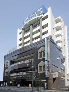 立川アーバンホテル・外観