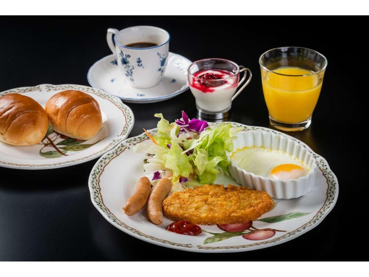 ご朝食一例です