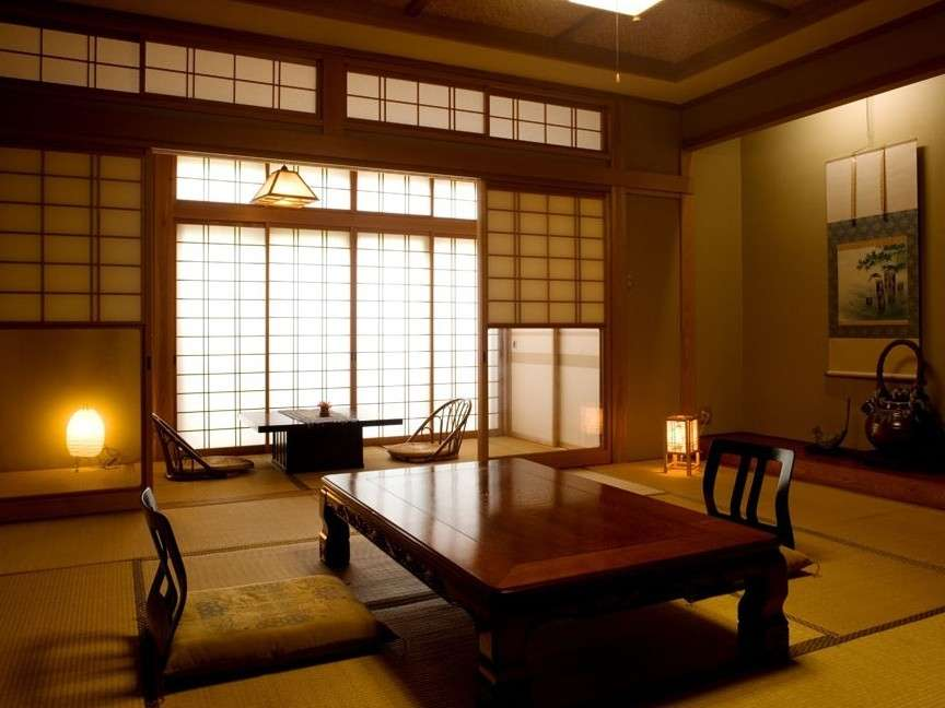 【一般客室 12.5帖】落ちついた雰囲気でゆったりとお寛ぎいただけるお部屋です。