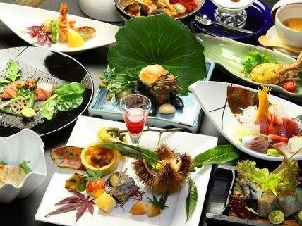 創作海味料理一例