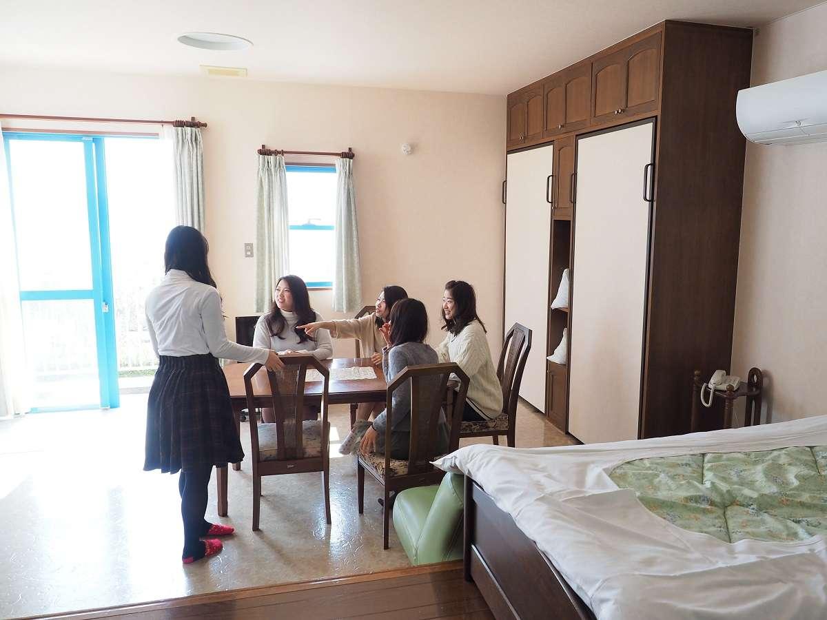OLIVEX UCHINOMI(the simple lodge type accommodations)